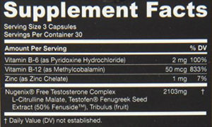 nugenix-natural-testosterone-booster-ingredients