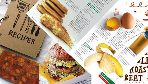 Healthy Scrapbook ideas
