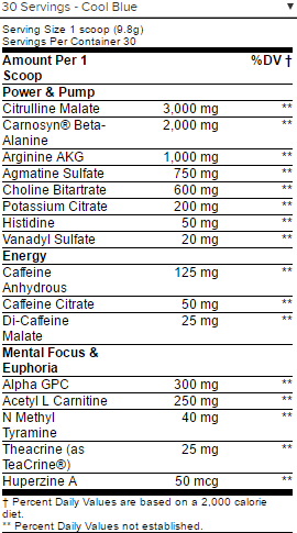 bare-energy-ingredients-list
