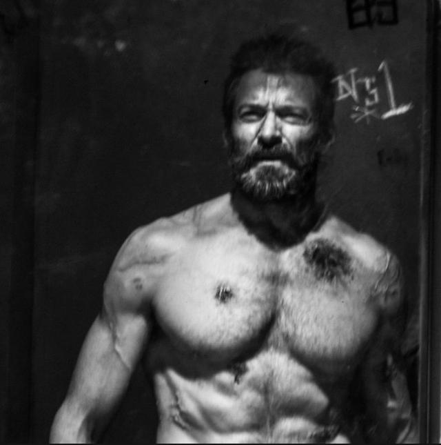Hugh Jackman - Logan Workout
