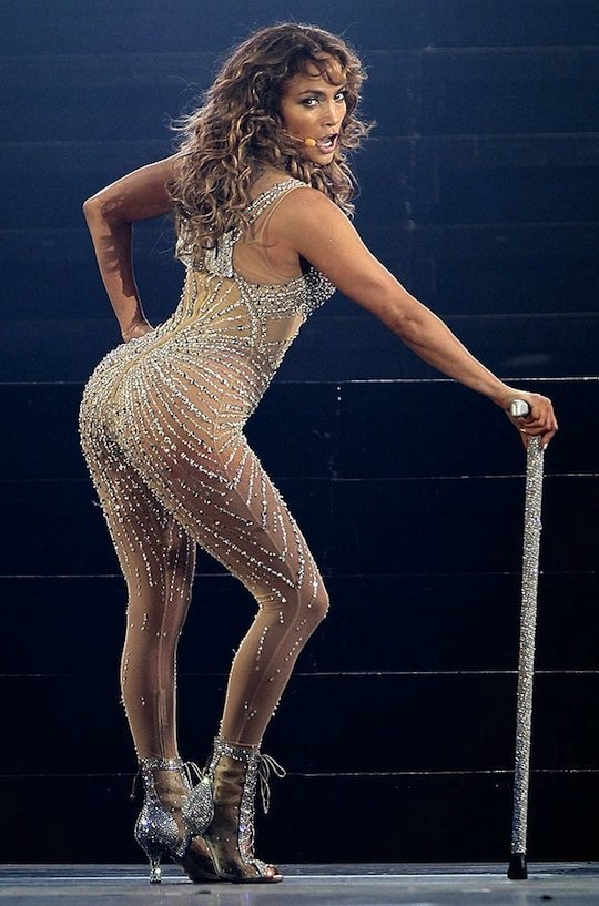 Hollywood Star J Lo