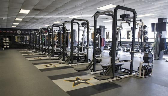 Beginner Weight Room